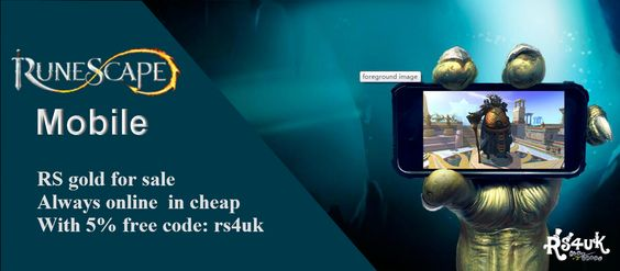 Runescape mobile gold