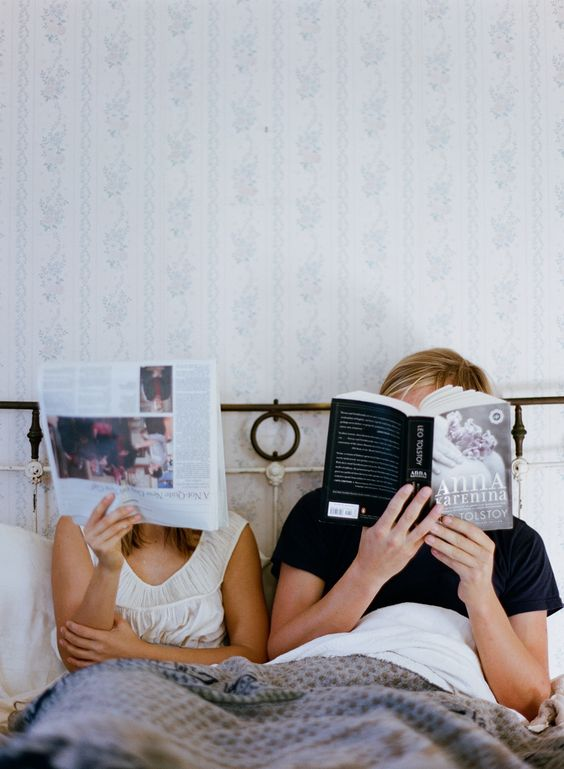 good reads in bed: