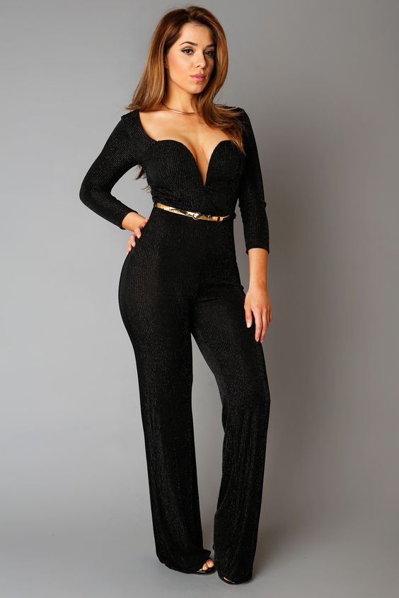 Right On Point Jumpsuit