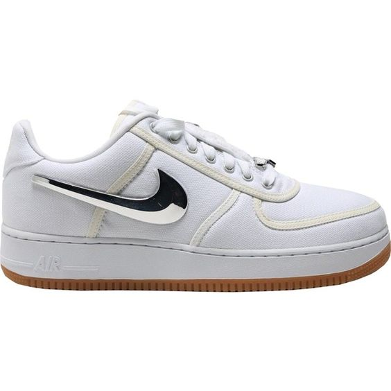 Air Force 1 Low Travis Scott Af100 Liked On Polyvore
