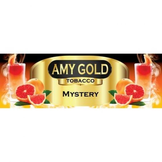 Amy Gold Tobacco - Mystery - 200gr