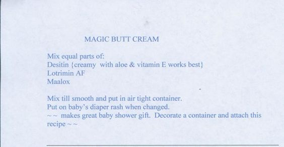 Magic Butt Cream 118