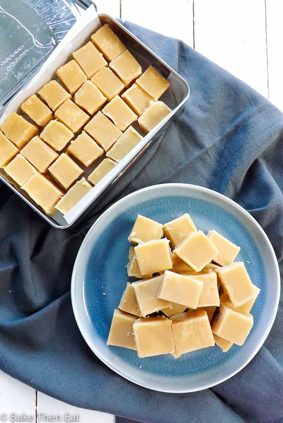 Traditional Homemade Scottish Tablet Bake Then Eat Recipe Scottish Tablet Recipes Scottish Tablet Condensed Milk Recipes