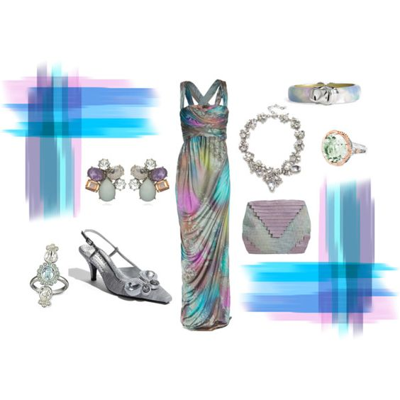Pastel, created by toomanypoodles on Polyvore