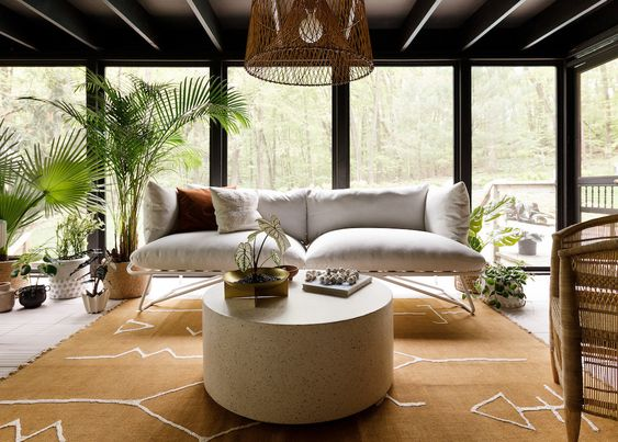 Talking Design With Sarah Sherman Samuel Outdoor Remodel Living