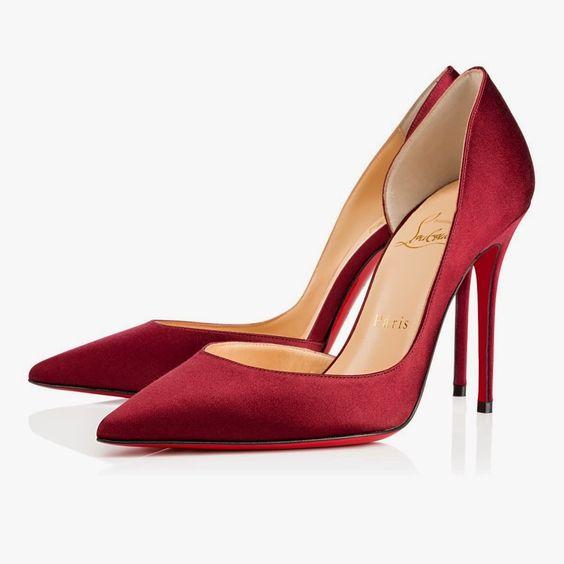 Christian Louboutin Zapatos Rojos