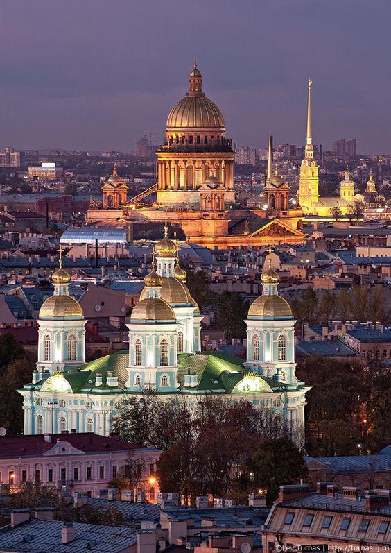 Saint Petersbourg Russie