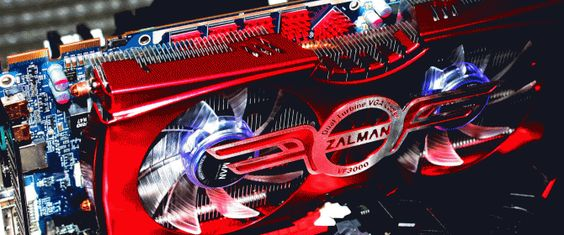 Zalman Radeon HD 7950-Z VF3000 2GB Video Card Review