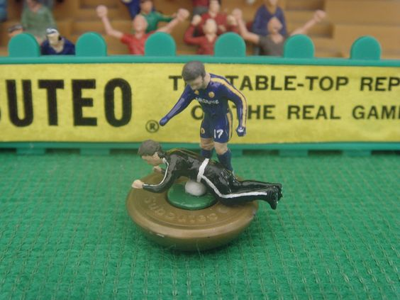 Subbuteo and Eden Hazard...: