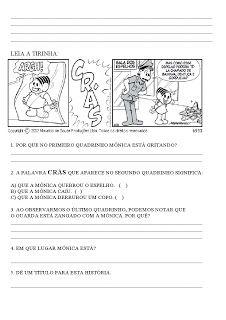 Varal De Atividades Historia Em Quadrinhos Com Imagens