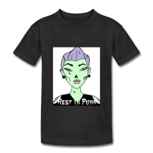 Rest in Punk Shirt #zombies #apocalypse #fun #pastelgoth #shirt #menswear #fashion #grunge