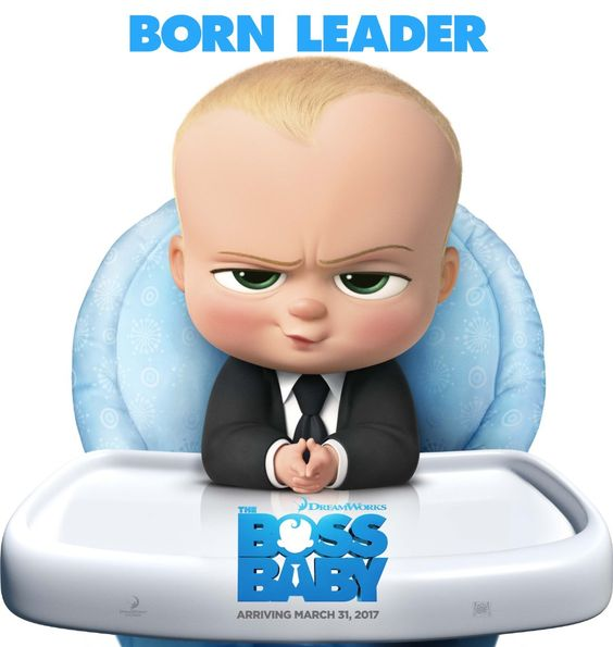 The Boss Baby (2017) WEB-DL