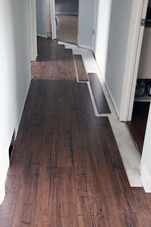 Do It Yourself Floating Laminate Floor Installation Wood Floors Wide Plank Flooring Laminate Flooring