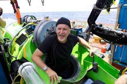 Releasing: James Cameron's Deepsea Challenge 3D