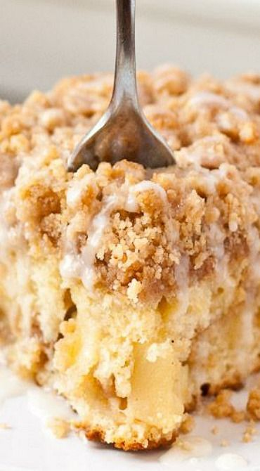 Apple Crumb Coffee Cake | Recipe | Editor, Cakes and Apple coffee ...