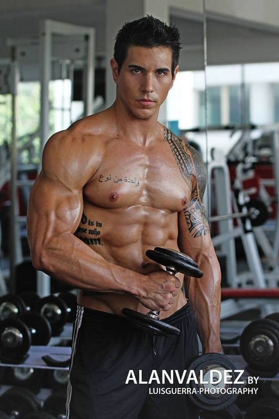 male fitness model steroid cycle