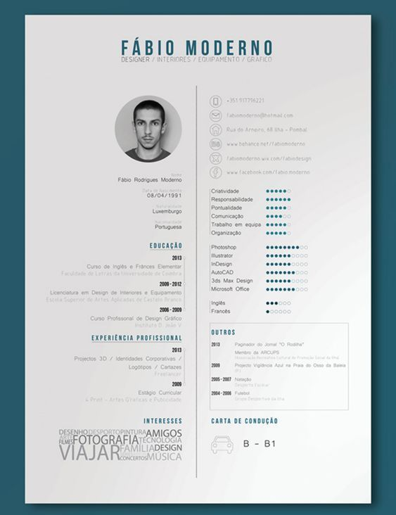 Resume Design Creative Resume Template Resume Design Web Design Design Template Clea Resume Design Creative Graphic Resume Creative Resume