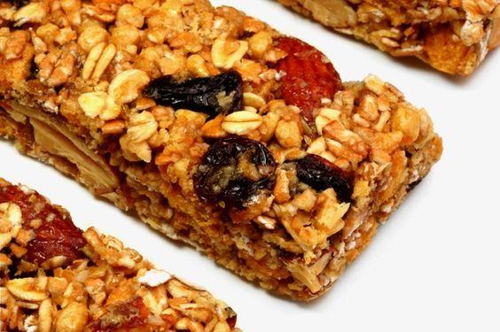 ... Bar Recipes | Yummy! | Pinterest | Granola Bars, Granola and Granola