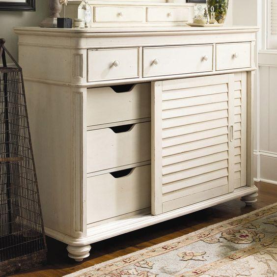 The Bag Lady's Dresser in Linen - Paula Deen on Joss and Main