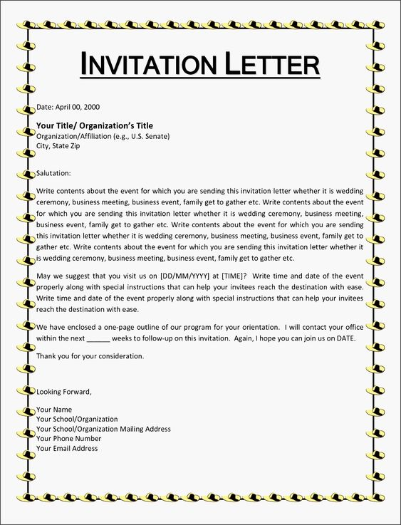 Invitation Letter Informal Saevk Beautiful Wedding Invitation - Sample Invitation Letter