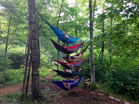 A Tribute To Eno S Slapstrap Hammock Suspension System