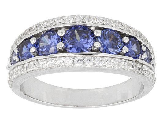 Sapphire Stones 925 Sterling Silver Rings