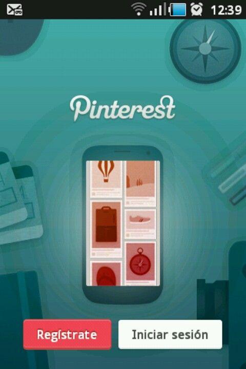 Mobile Pinterest: