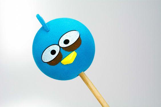 Angry Birds Azul