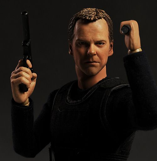 Jack Bauer figure by Enterbay