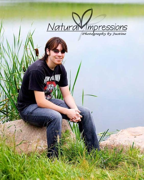 Senior Photography Ideas for Boys | Hazen Senior Pictures - North Dakota senior photographer