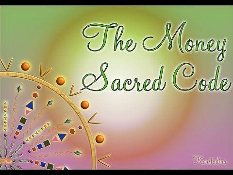 The Money Code Sacred Symbol
