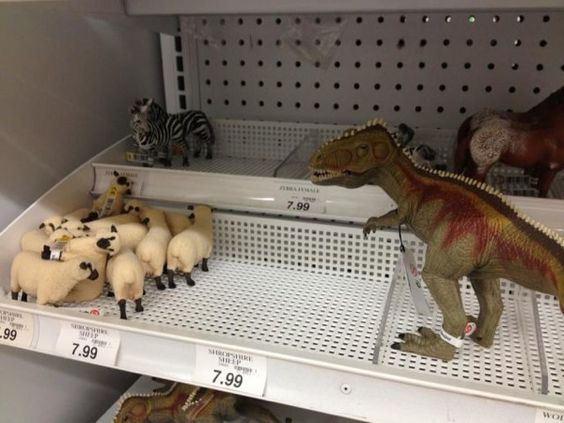 Do Dinosaurs Dream of Electric Sheep?