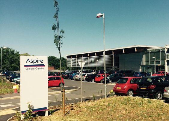 The Aspire Leisure Centre - Stanmore