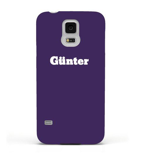 Gunters Handyhulle Samsung Galaxy S5 Hulle Shirts Tshirts Samsung Galaxy S5 Phone Personalized Phone Cases Galaxy S5 Case