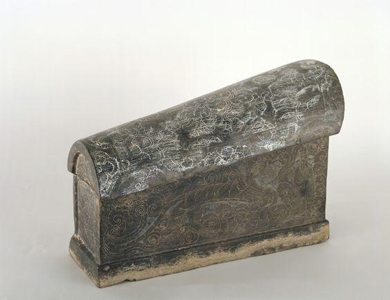 中國藝術|微型石棺為佛教舍利| F1978.33a-B