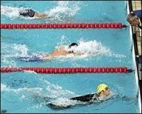 Eric Pardon: Zwemmen als race (zwemwedstrijden)   Sport: Watersport