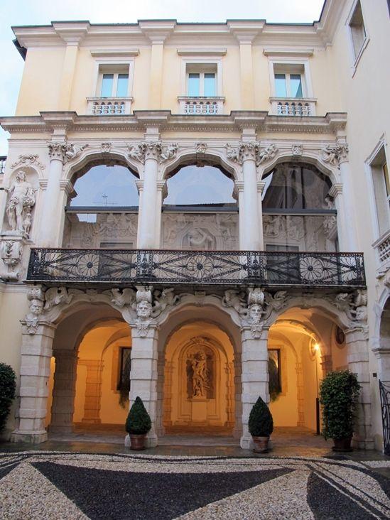 The Palazzo Leoni Montanari