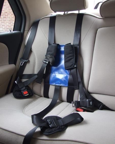 adapted adult seat belt