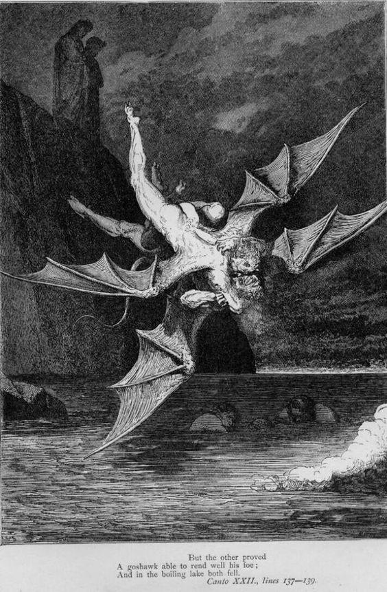 Gustave Doré 1468edb1978b94bbdbf821c32d852171