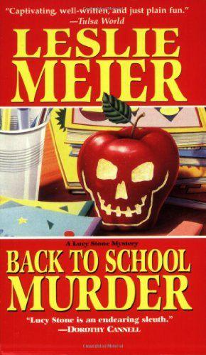 Back to School Murder (Lucy Stone Mysteries) by Lesilie Meier http://www.amazon.de/dp/1575663309/ref=cm_sw_r_pi_dp_gAYrwb1F7QSK0