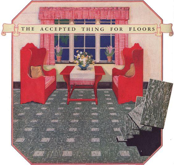 Pinterest the world s catalog of ideas for 1920s kitchen floor