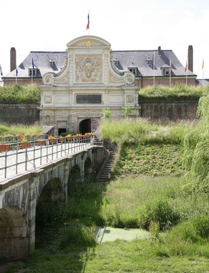 Citadelle de Lille.
