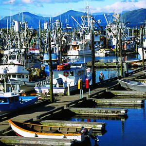 Kodiak Island, Alaska. Great trip to include lots of mini plane rides.