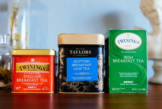 What's the Difference Between English, Irish and Scottish Breakfast Teas? — Tea…
