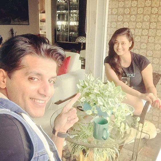 #Repost @karanvirbohra with @repostapp ・・・ When someone so special like him gives you a surprise visit...
