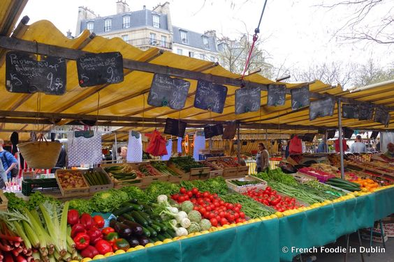 bastille market on sunday