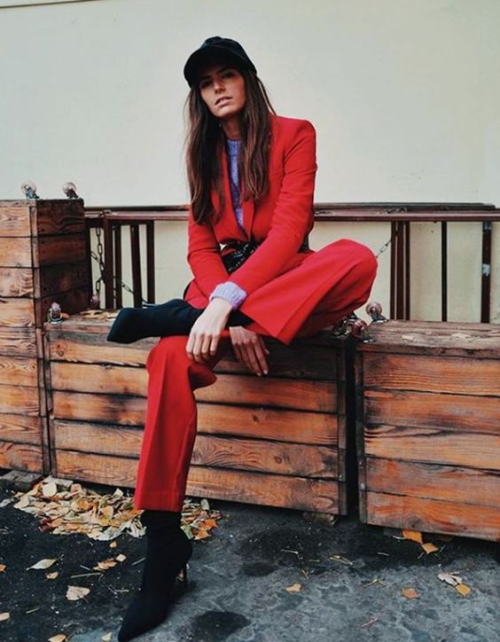 According to Launchmetrics, the most powerful #MangoGirl is Russian DJ Daria Malygina. Click to see and shop her looks!