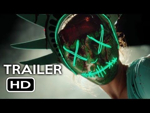 The Purge: Election Year Official Trailer #1 (2016) The Purge 3 Horror Movie HD…