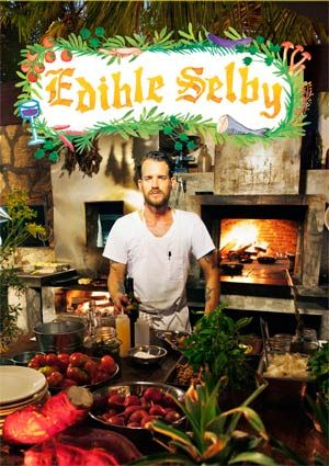 The Edible Selby book - coming October, 2012.