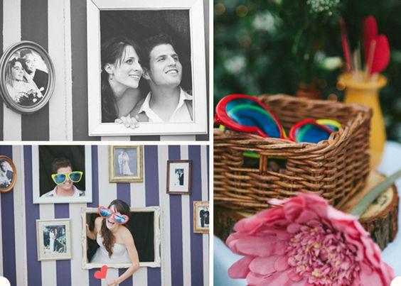 Photo booth idea!